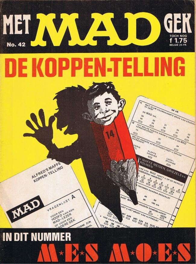 MAD Magazine #42 • Netherlands • 1st Edition