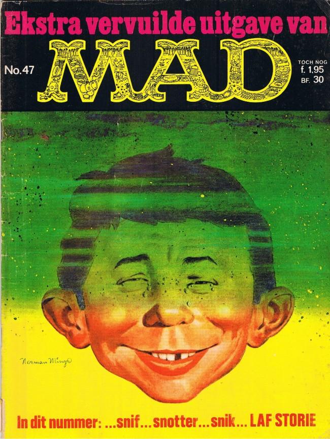 MAD Magazine #47 • Netherlands • 1st Edition