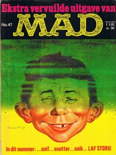 Go to MAD Magazine #47 • Netherlands • 1st Edition