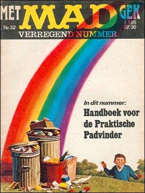 MAD Magazine #52 • Netherlands • 1st Edition