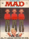 Image of MAD Magazine #73