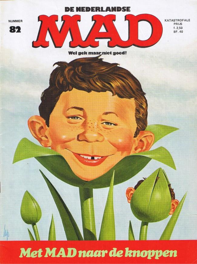 MAD Magazine #82 • Netherlands • 1st Edition