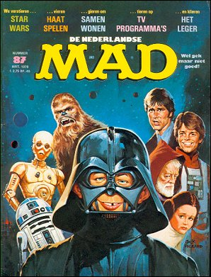 MAD Magazine #87 • Netherlands • 1st Edition