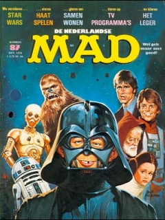 Go to MAD Magazine #87 • Netherlands • 1st Edition