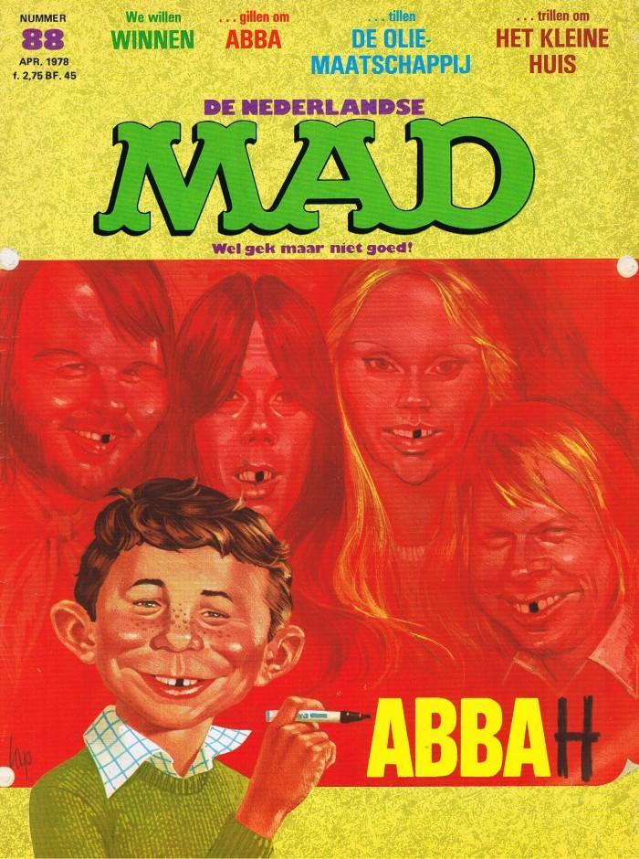 MAD Magazine #88 • Netherlands • 1st Edition