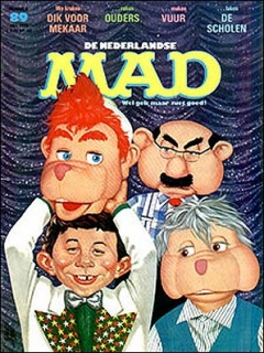 Go to MAD Magazine #89 • Netherlands • 1st Edition