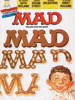 Go to MAD Magazine #96 • Netherlands • 1st Edition