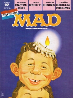 Go to MAD Magazine #97 • Netherlands • 1st Edition