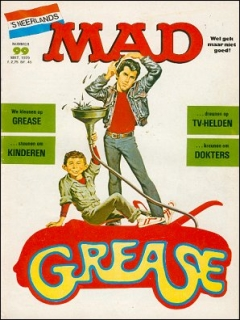 Go to MAD Magazine #99 • Netherlands • 1st Edition