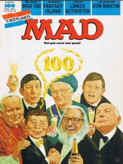 Go to MAD Magazine #100 • Netherlands • 1st Edition
