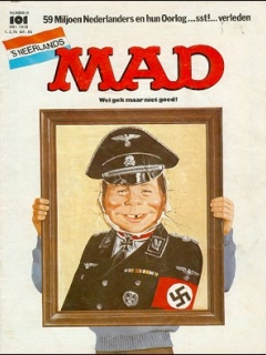 Go to MAD Magazine #101 • Netherlands • 1st Edition
