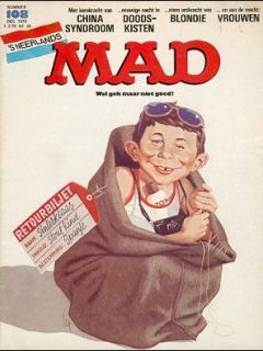 Go to MAD Magazine #108 • Netherlands • 1st Edition