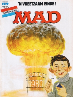 Go to MAD Magazine #109 • Netherlands • 1st Edition