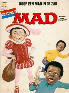 Go to MAD Magazine #132 • Netherlands • 1st Edition