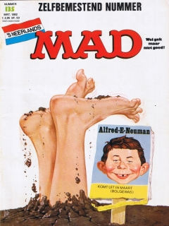 Go to MAD Magazine #135 • Netherlands • 1st Edition