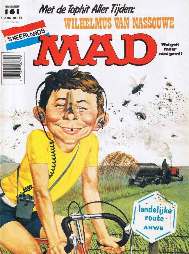 MAD Magazine #161 • Netherlands • 1st Edition