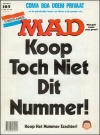 MAD Magazine #165 • Netherlands • 1st Edition