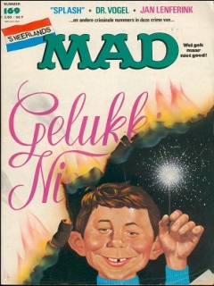 Go to MAD Magazine #169 • Netherlands • 1st Edition