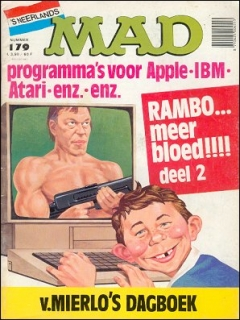Go to MAD Magazine #179 • Netherlands • 1st Edition