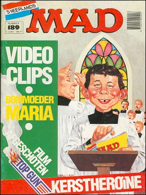 MAD Magazine #189 • Netherlands • 1st Edition