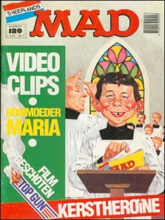 Go to MAD Magazine #189 • Netherlands • 1st Edition