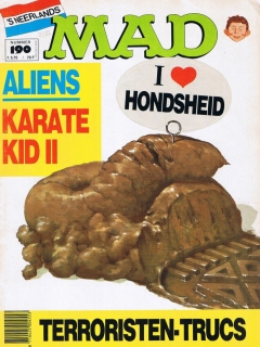 Go to MAD Magazine #190 • Netherlands • 1st Edition