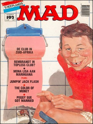 MAD Magazine #192 • Netherlands • 1st Edition