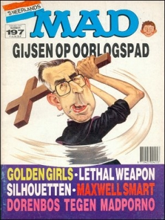 Go to MAD Magazine #197 • Netherlands • 1st Edition