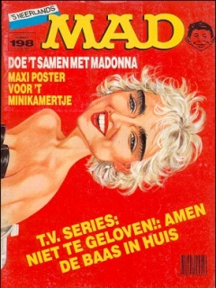 Go to MAD Magazine #198 • Netherlands • 1st Edition