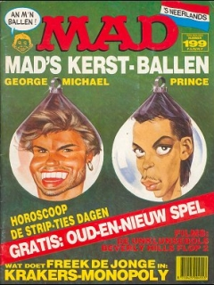 Go to MAD Magazine #199 • Netherlands • 1st Edition