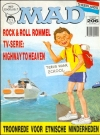 Image of MAD Magazine #206