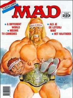 Go to MAD Magazine #223 • Netherlands • 1st Edition