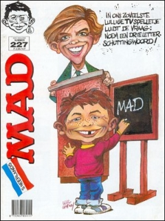 Go to MAD Magazine #227 • Netherlands • 1st Edition