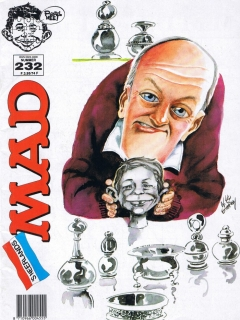 Go to MAD Magazine #232 • Netherlands • 1st Edition