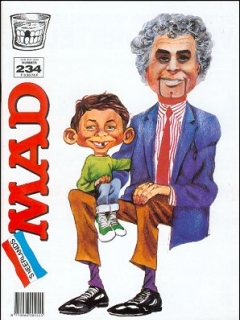 Go to MAD Magazine #234 • Netherlands • 1st Edition