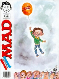 Go to MAD Magazine #241 • Netherlands • 1st Edition