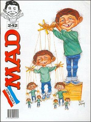 MAD Magazine #242 • Netherlands • 1st Edition