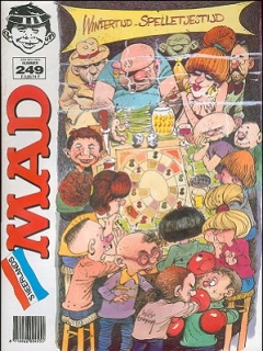 Go to MAD Magazine #249 • Netherlands • 1st Edition