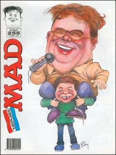 Go to MAD Magazine #255 • Netherlands • 1st Edition