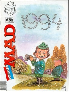 Go to MAD Magazine #259 • Netherlands • 1st Edition