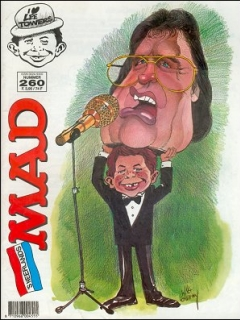 Go to MAD Magazine #260 • Netherlands • 1st Edition