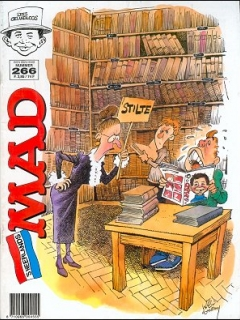 Go to MAD Magazine #266 • Netherlands • 1st Edition