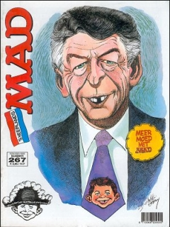 Go to MAD Magazine #267 • Netherlands • 1st Edition