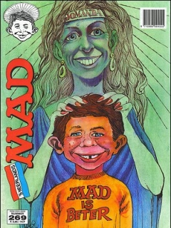 Go to MAD Magazine #269 • Netherlands • 1st Edition