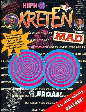 Kretén Magazine #4 • Hungary • 1st Edition - Kreten