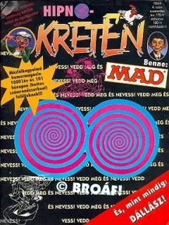 Go to Kretén Magazine #4 • Hungary • 1st Edition - Kreten