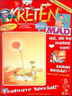 Go to Kretén Magazine #7 • Hungary • 1st Edition - Kreten