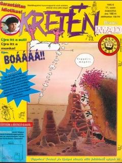 Go to Kretén Magazine #11 • Hungary • 1st Edition - Kreten
