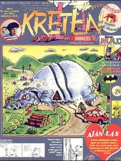 Go to Kretén Magazine #12 • Hungary • 1st Edition - Kreten