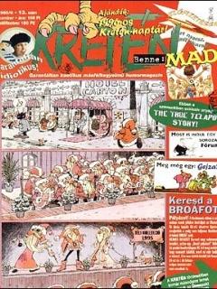 Go to Kretén Magazine #13 • Hungary • 1st Edition - Kreten